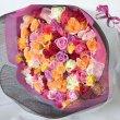 画像2: 100本のバラ花束 (2)