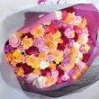 画像3: 100本のバラ花束 (3)