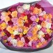 画像4: 100本のバラ花束 (4)